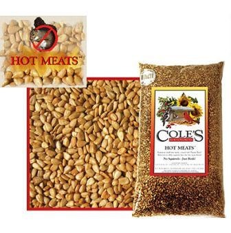 Cole's Hot Meats Bird Seed 10#