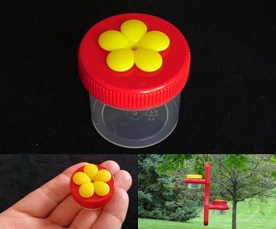 Nectar Dots Large Replacement Red/Yellow Set of 3