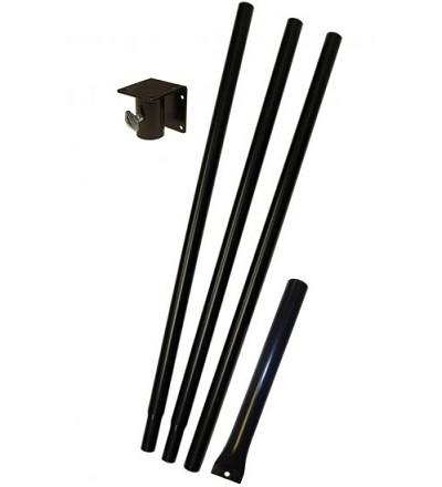 Best 5-Piece Bluebird Pole Set w/Ground Sleeve