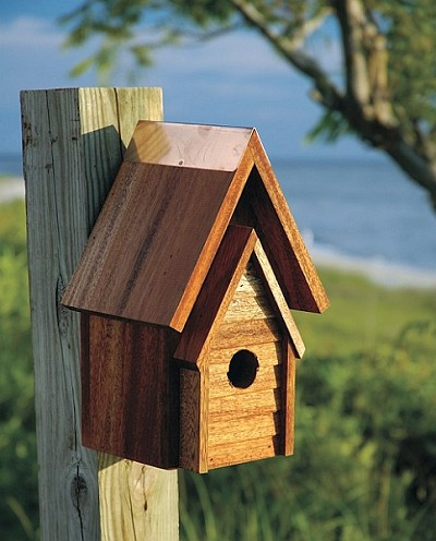 Wrental House Bird House