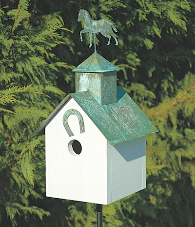 Sleepy Hollow Horse Haven Bird House