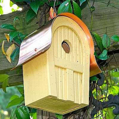 Twitter Junction Bird House
