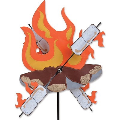 Campfire Whirligig Wind Spinner Small