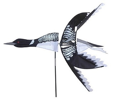 Flying Loon Wind Spinner Large