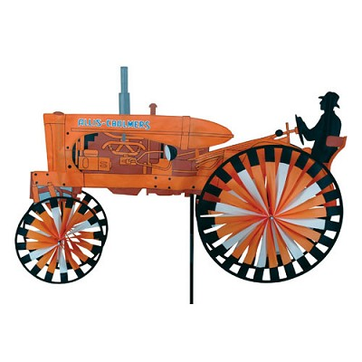 Allis Chalmers Tractor Wind Spinner