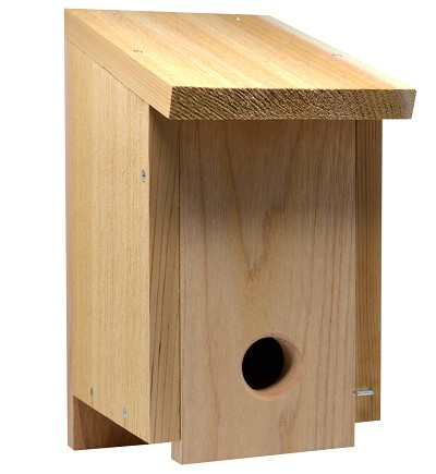 Songbird Convertible Roosting Box