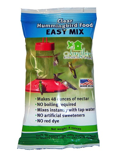 Easy Mix Hummingbird Nectar Clear 8 oz 6/Pack