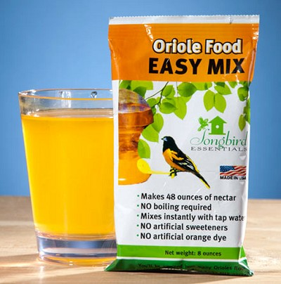 Easy Mix Oriole Nectar 8 oz 6/Pack