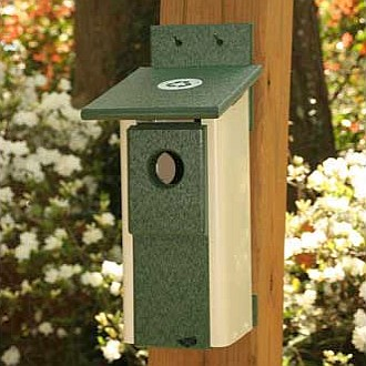 Rubicon Recycled Plastic Nesting Box Two Toned