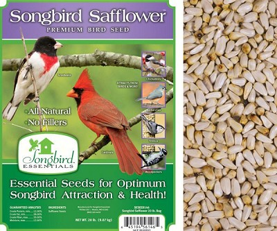 Songbird Essentials Safflower Bird Seed 5#