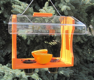 Recycled Poly Oriole Buffet Feeder