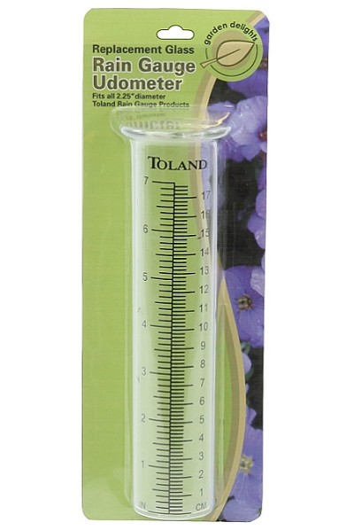 Toland Rain Gauge Replacement Udometer Set of 2